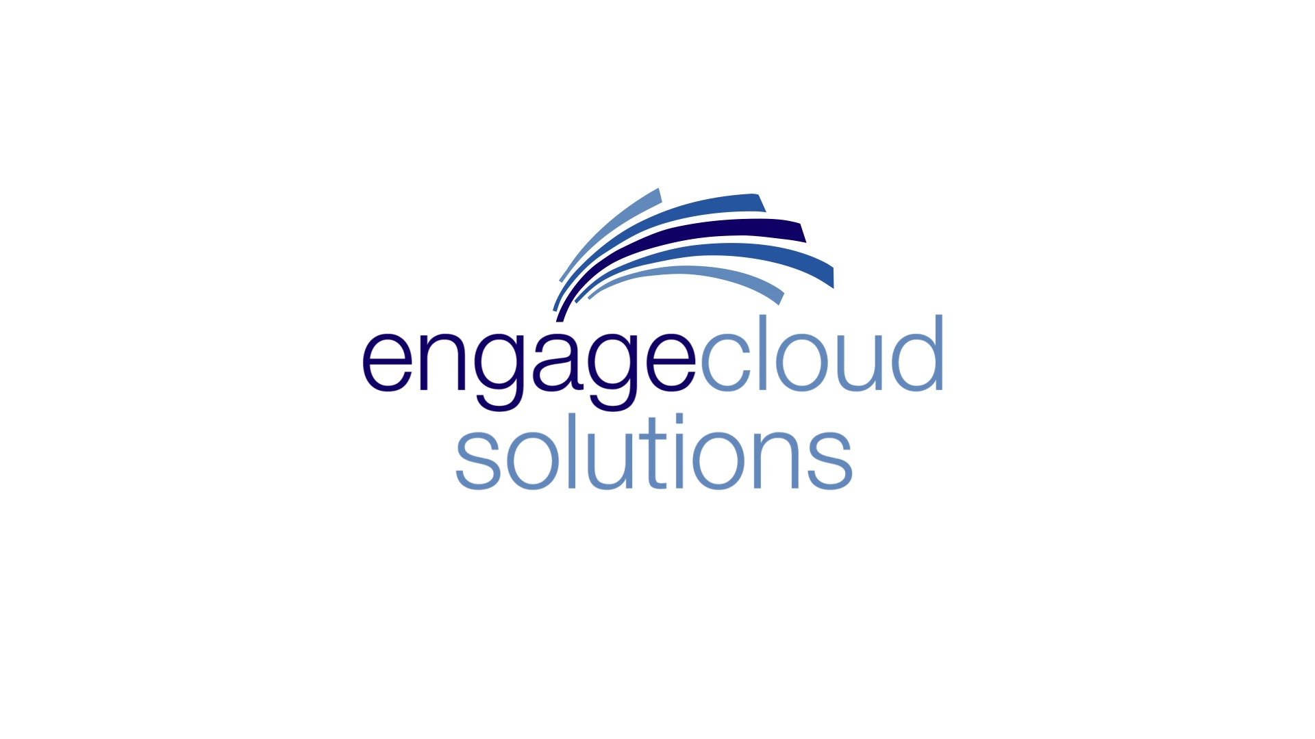 "A thumbnail for the ""EngageCloud Solutions Logo Animation"""