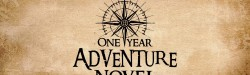 One Year Adventure Novel Commercial 2015