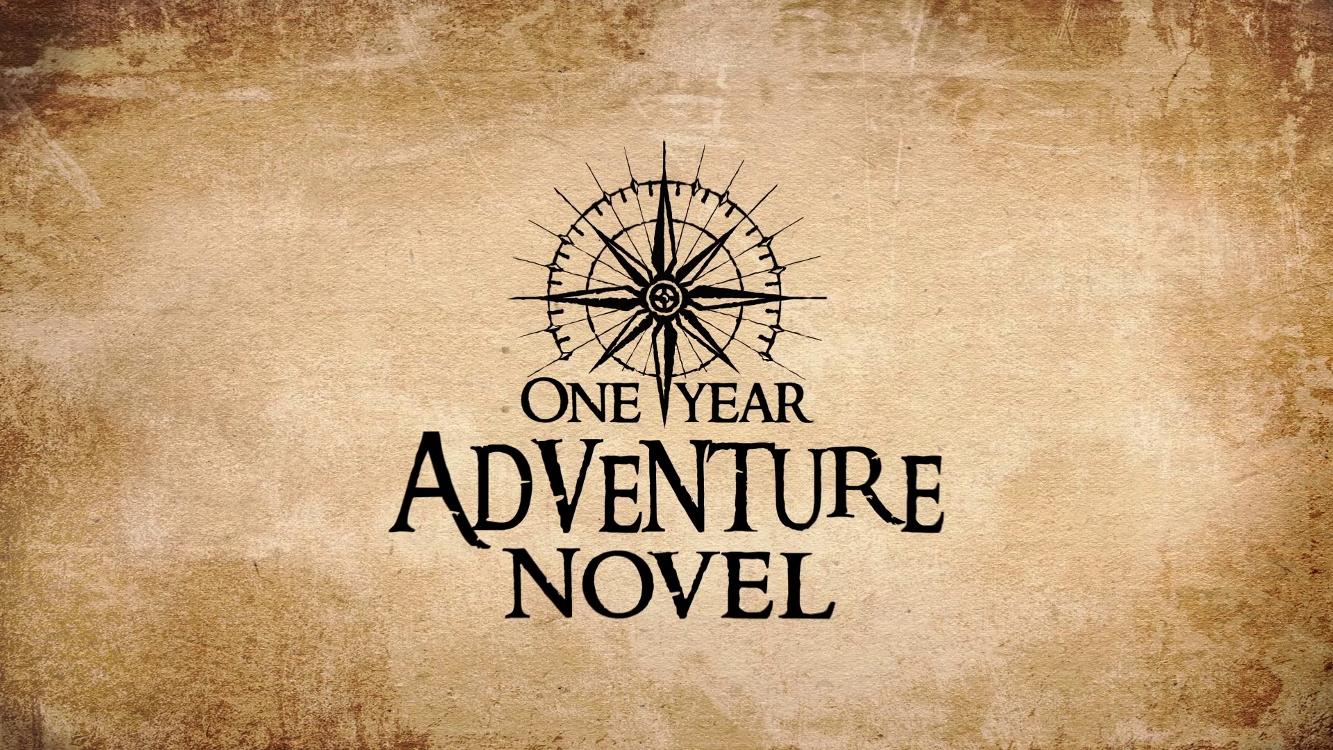 A thumbnail for the One Year Adventure Novel Commercial