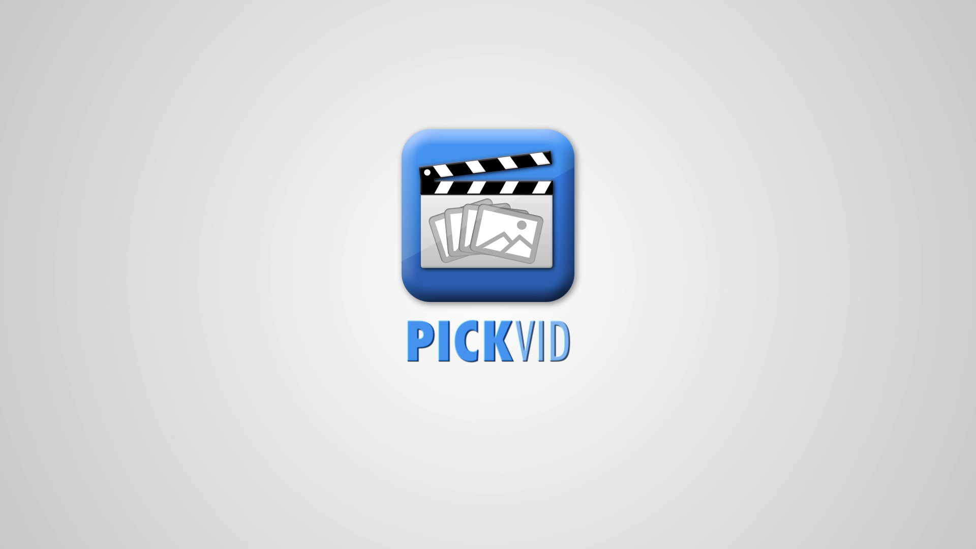 A thumbnail for the PickVid App Promo video