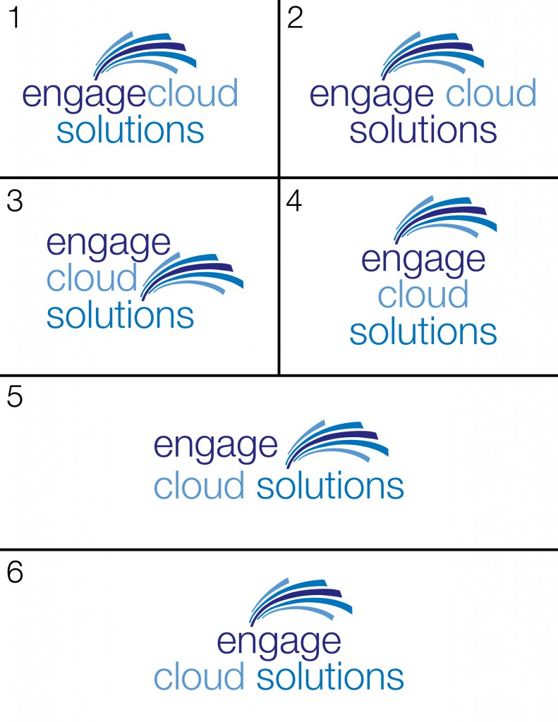 Engage Mobile Logo Options