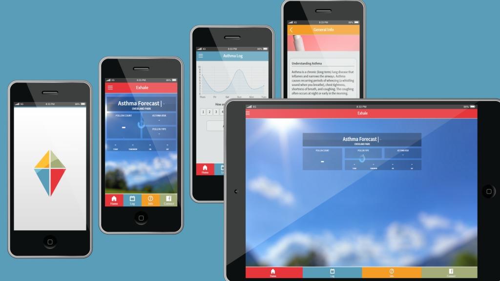 Mercy App Graphics