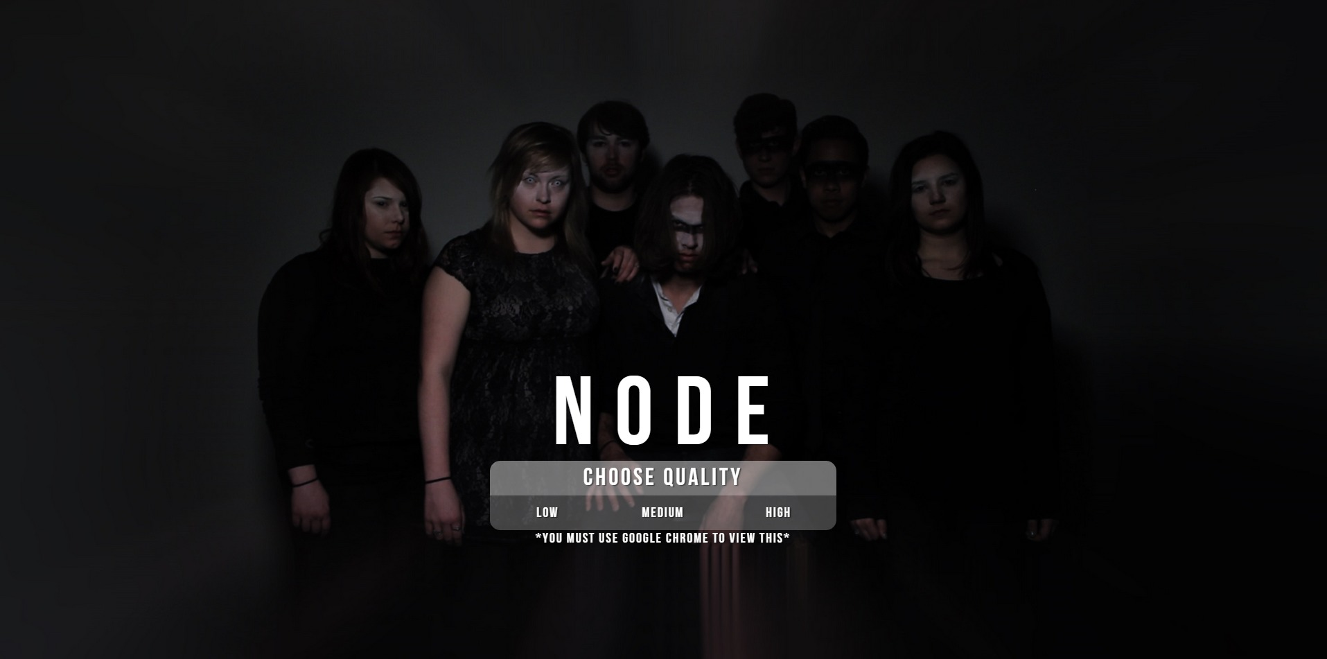 """A thumbnail for the """"Node"""" project by Brian Schwabauer"""
