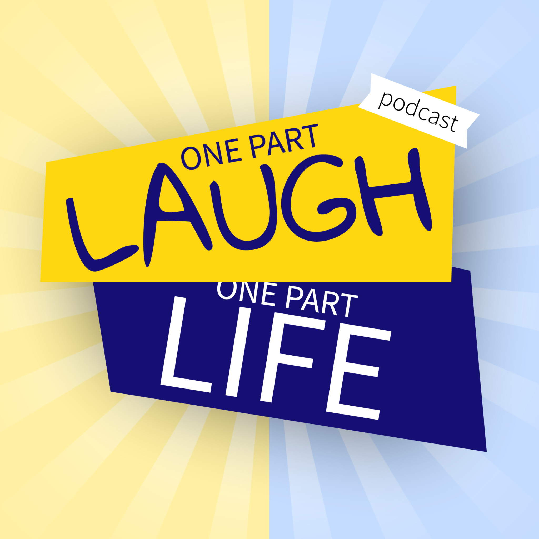 One Part Podcast Logo