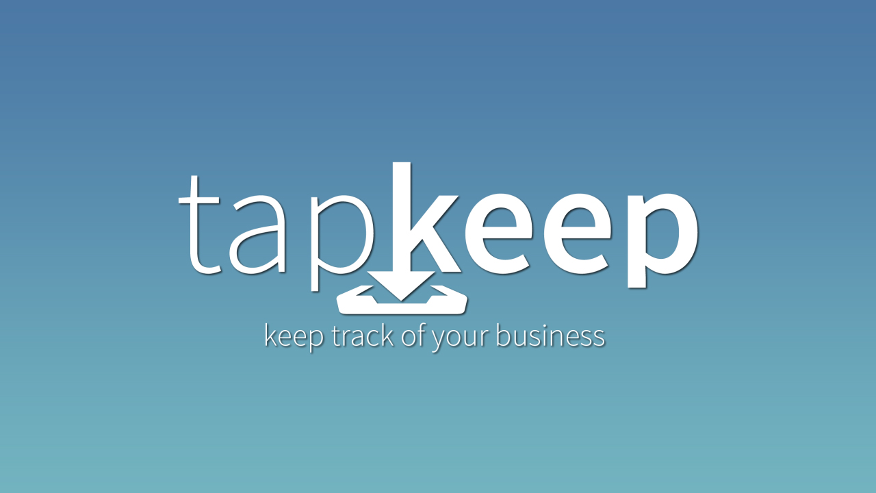 Tap Keep Temporary Logo