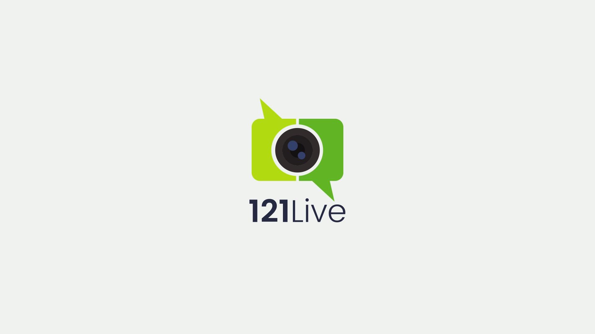 The 121 Live logo